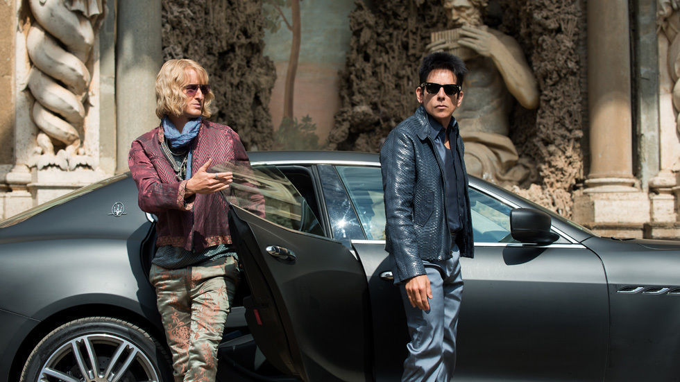 Zoolander 2 on BoxOffice