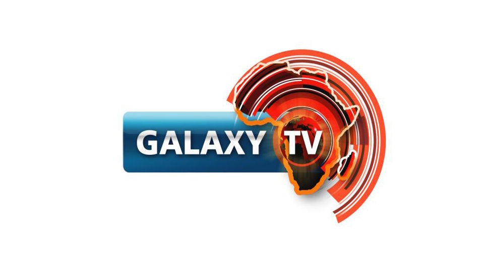 Logo for the DStv Nigeria free to air channel, Galaxy TV
