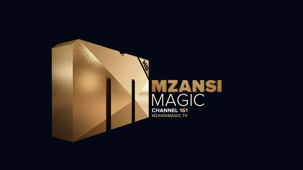 The new Mzansi Magic Logo.
