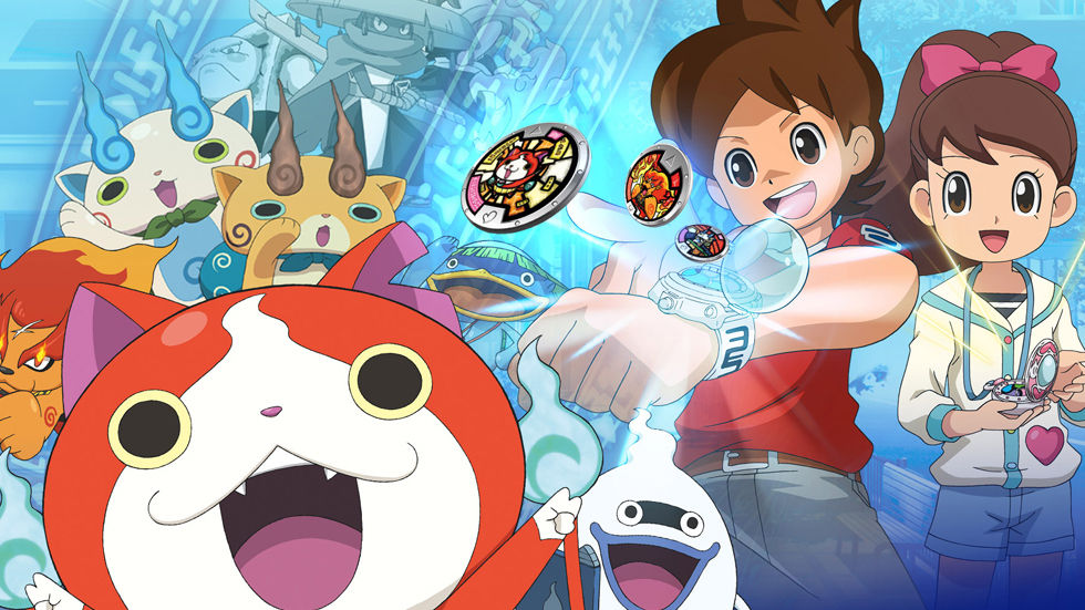 An image for Yo kai Watch
