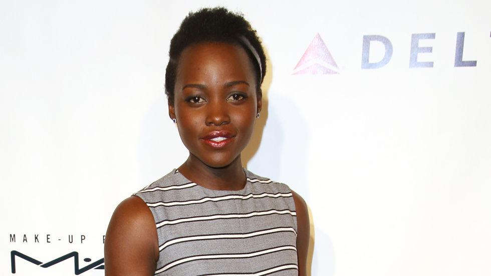 An image of Lupita Nyongo