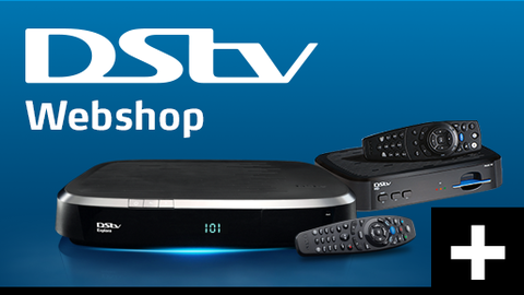 Get DStv - Nigeria - Webshop
