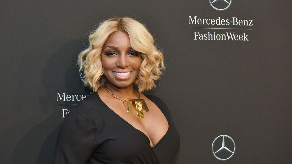 Real Housewives of Atlanta star, Nene leakes at an event.