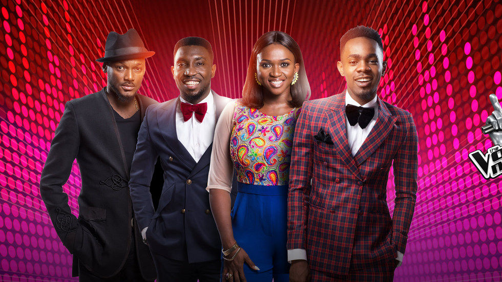 The Voice Nigeria Billboard