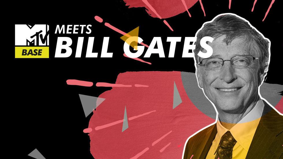 Artwork for MTV Base Meets Bill Gates