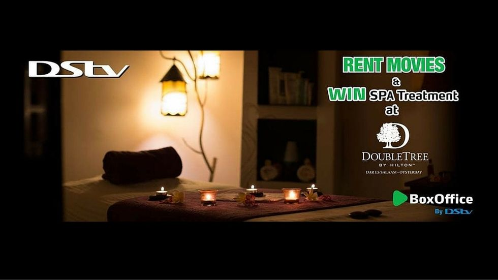 Rent and win a spa TZ with BO