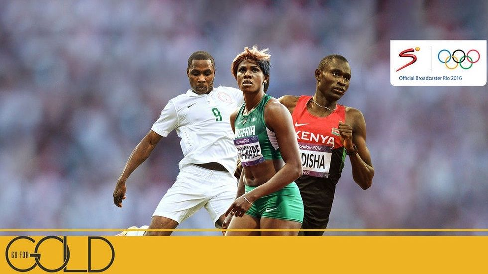 2016 Olympics on SuperSport