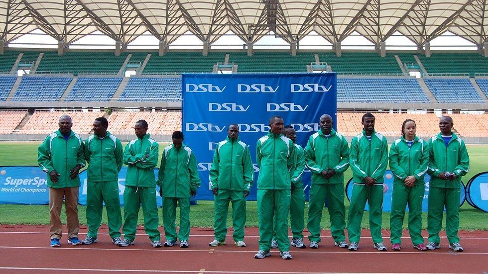 Tanzania Olympics Team