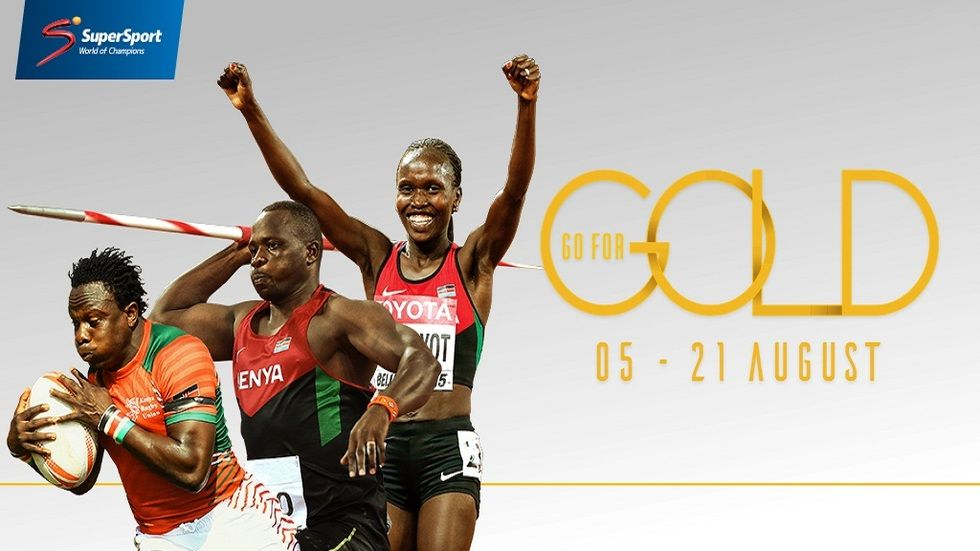 Team Kenya at the Olympics 2016
