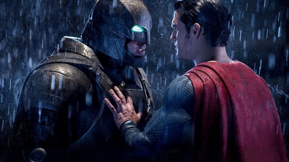 Batman v Superman: Dawn of Justice on BoxOffice