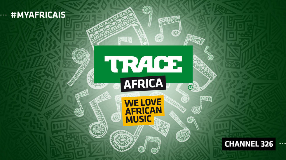 TRACE Africa logo.