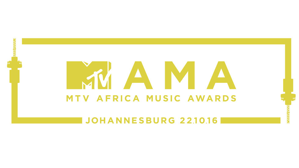 Logo for the 2016 MTV Africa Music Awards