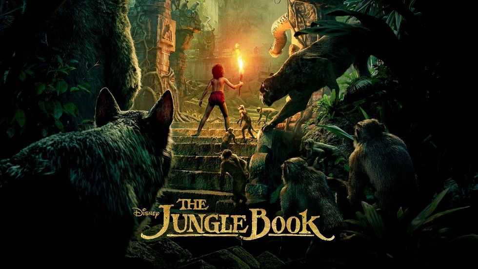 The Jungle Book, now available for rent on BoxOffice