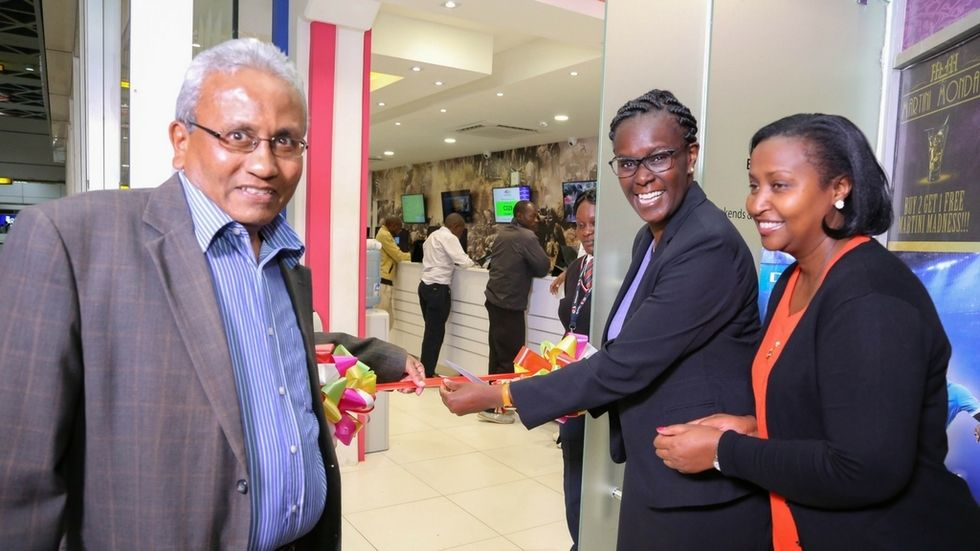 New MCK customer service center in Sarit Center