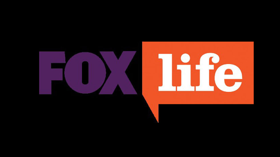 Logo for the DStv channel FOX Life