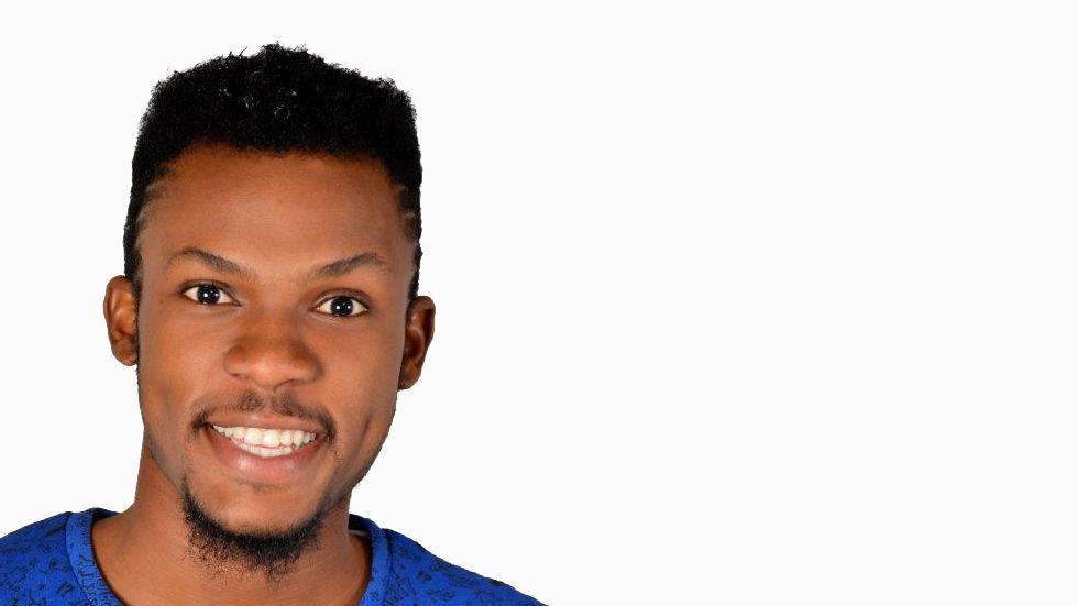 Nigeria's Daniel Ifeanyichukwu - semi finalist in the TLC Next Great Presenter search