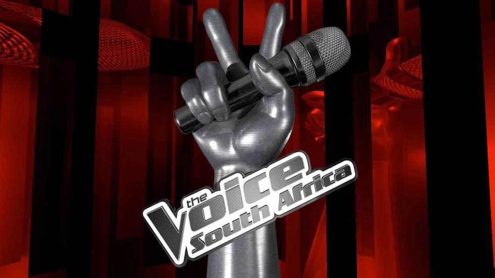 The Voice SA logo.