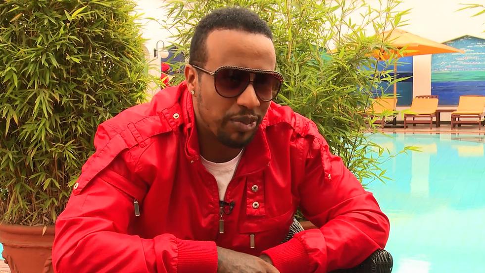 Ethiopian rapper Lij Michael