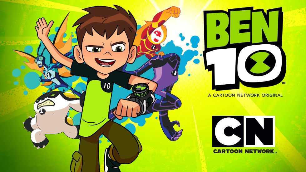 Brand new Ben 10 on Cartoon Network