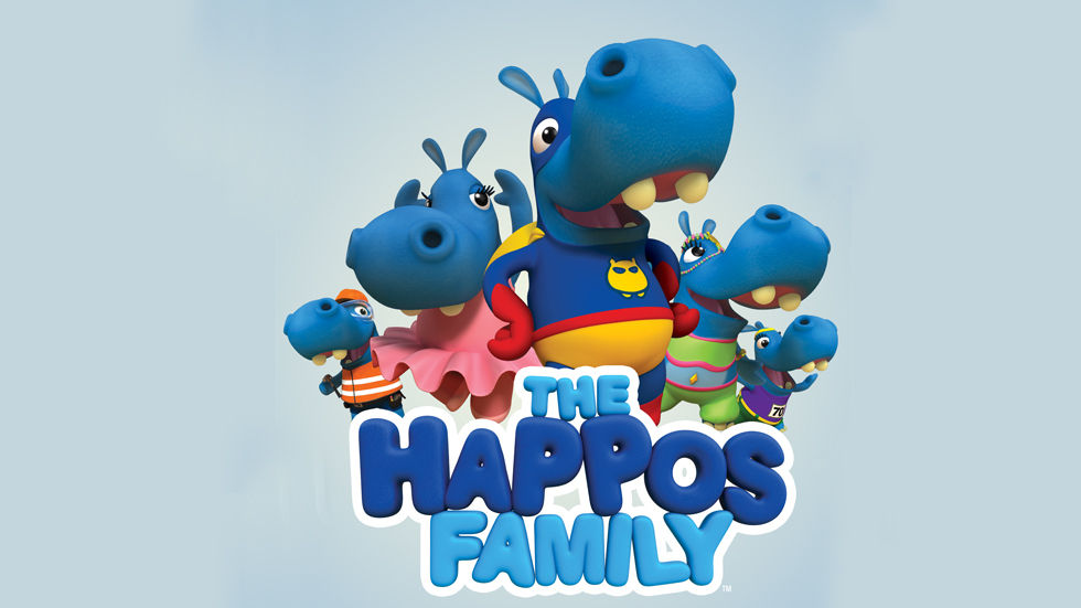 Artwork for The Happos Family on Boomerang