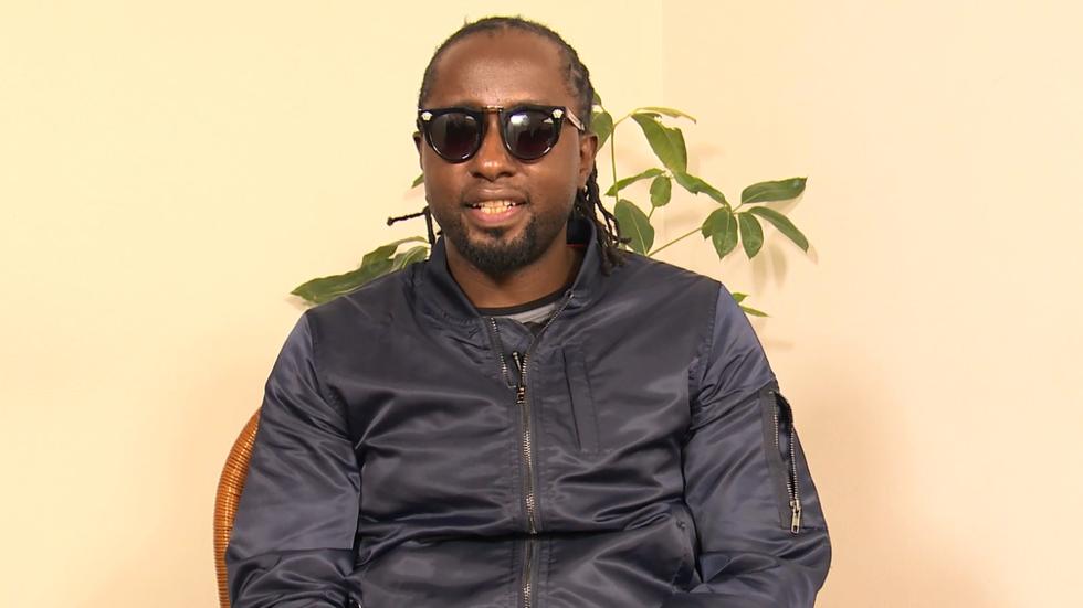 Rapper kutoka Tanzania Joh Makini
