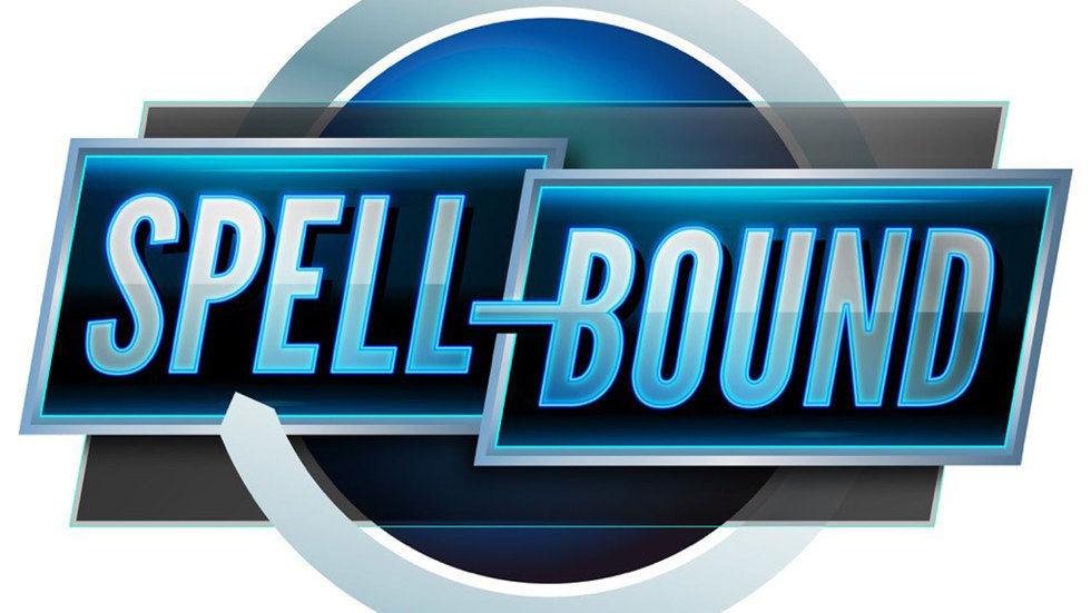 Spellbound logo.