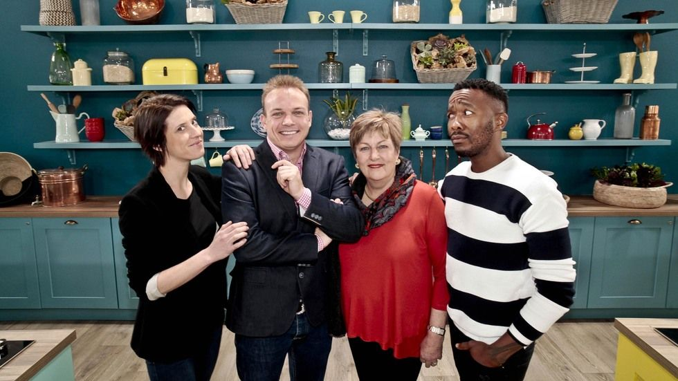 The Great SA Bake Off, S2, season 2, new, BBC Lifestyle, 174