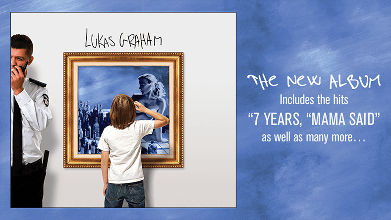 Brands on Demand - Warner Music Campaign presenting Lukas Graham