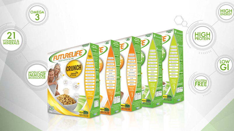 Brands on Demand - FutureLife Campaign - Cereal Boxes - October 2016