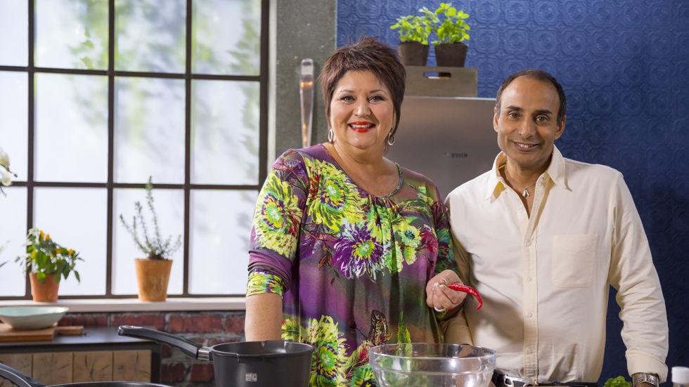 DStv, Jenny Morris, Reza Mahammad, Fabulous Food Academy