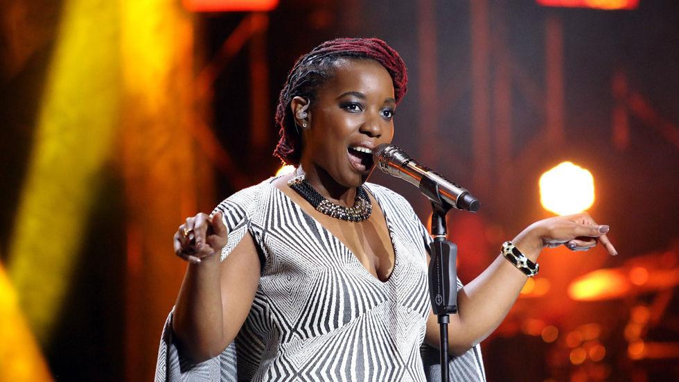Idols SA contestant Nosihe