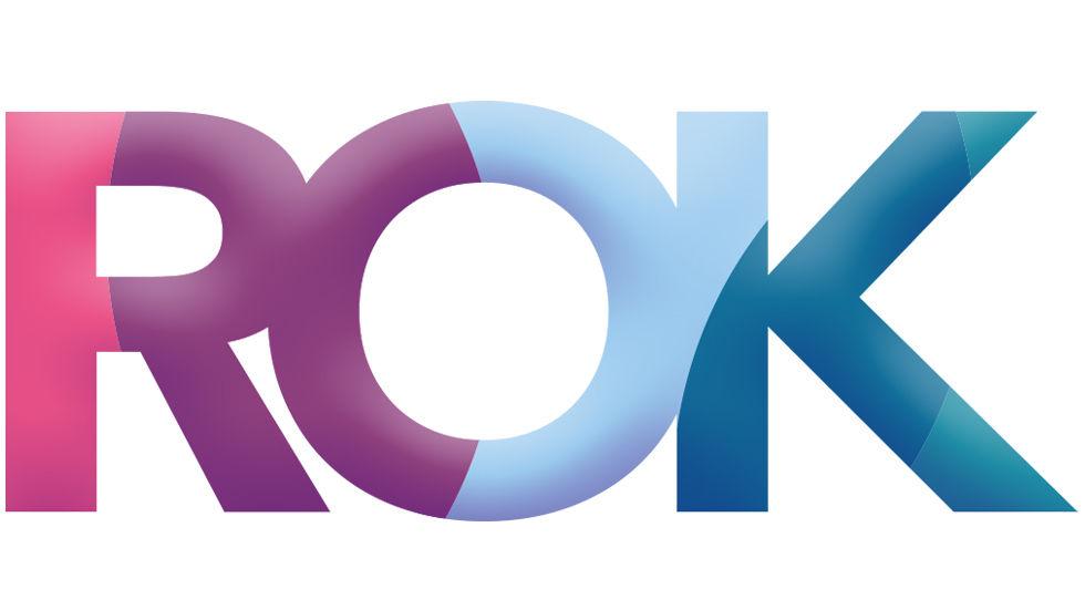 Logo for ROK - DStv channel 168