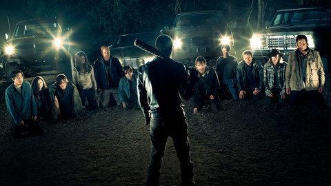 The Walking Dead S7 Ep1