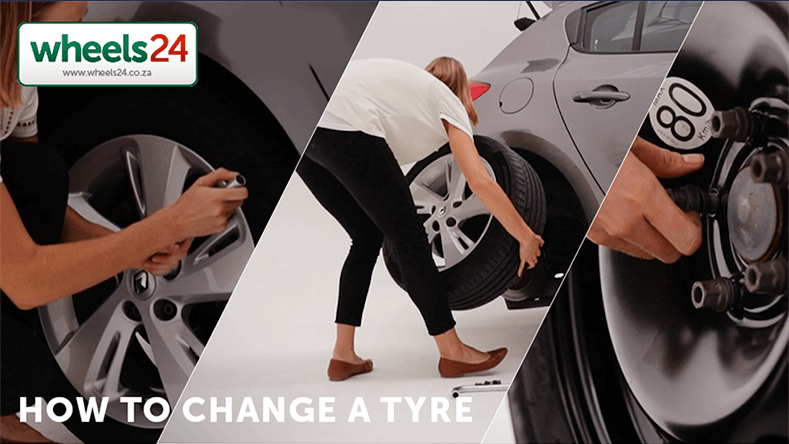 Brands on Demand - Wheels24 campaign featuring Tyre Change