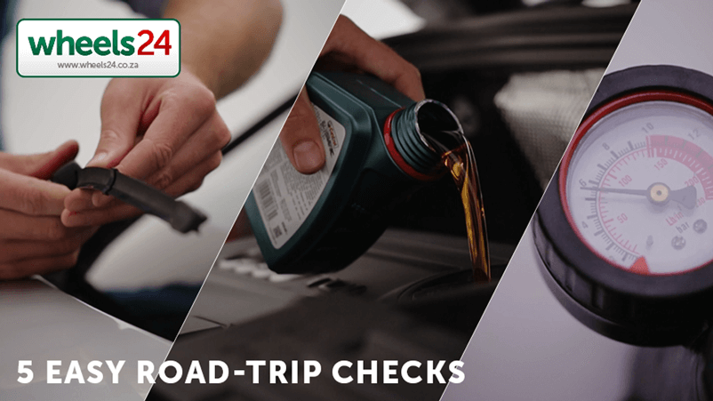 Brands on demand - Wheels 24 Campaign featuring road-trip checks