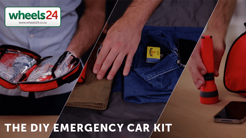 Brands on Demand - Wheels 24 Campaign featuring the Emergency Car Kit