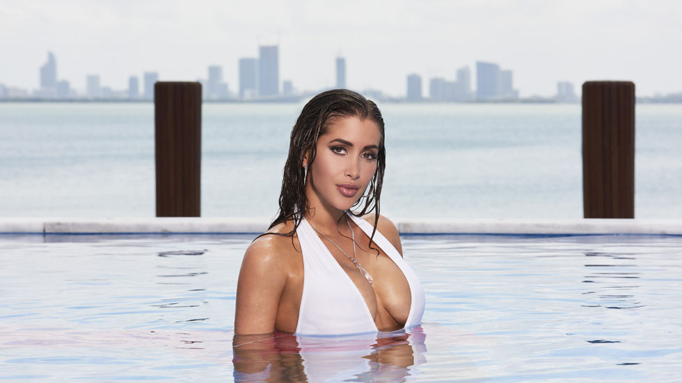 Claudia Sampedro, Wags Miami, new, series