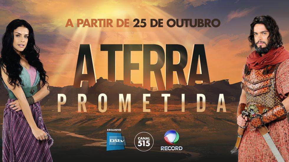 DStv, TV Record, Terra Prometida