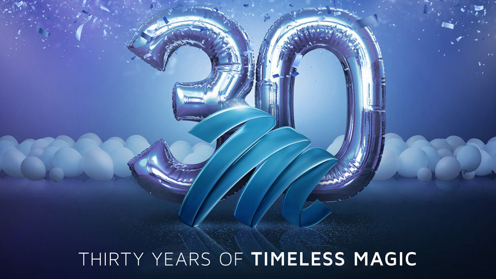 M-Net celebrates thirty years of timeless magic.