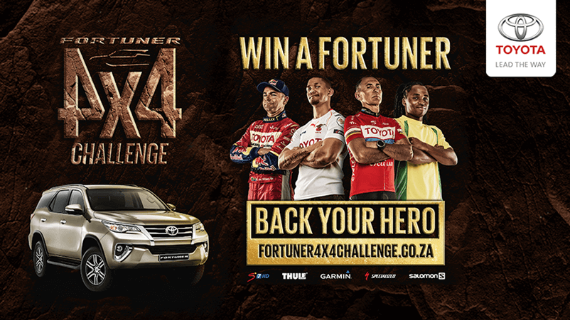 Brands on demand - Toyota Campaign to win a Fortuner - October 2016