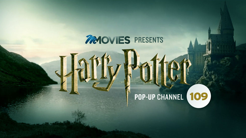 The Harry Potter Pop-Up Channel logo.