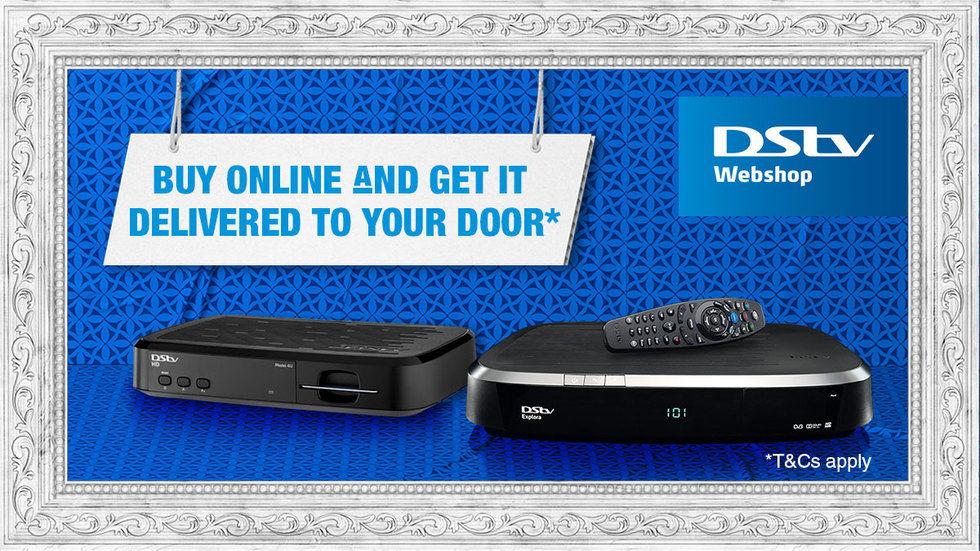 webshop - buy online and get it delivered to your door