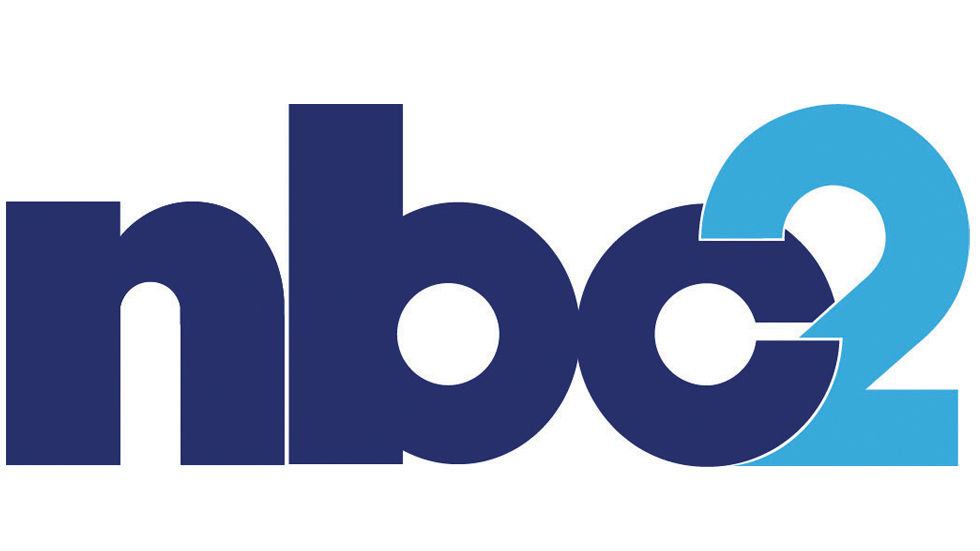 Logo for the channel nbc2