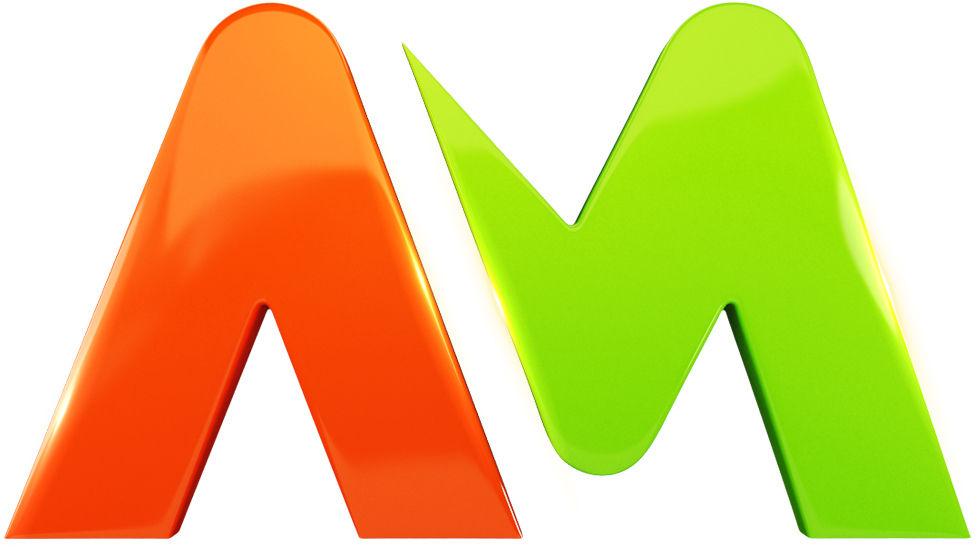 Logo for Africa Magic