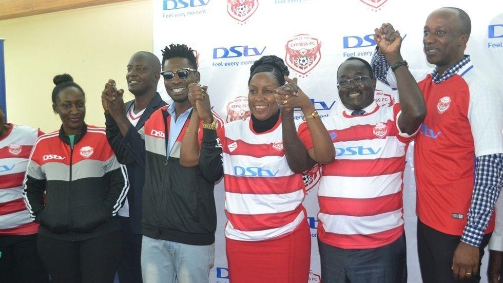 MultiChoice Uganda with Express FC