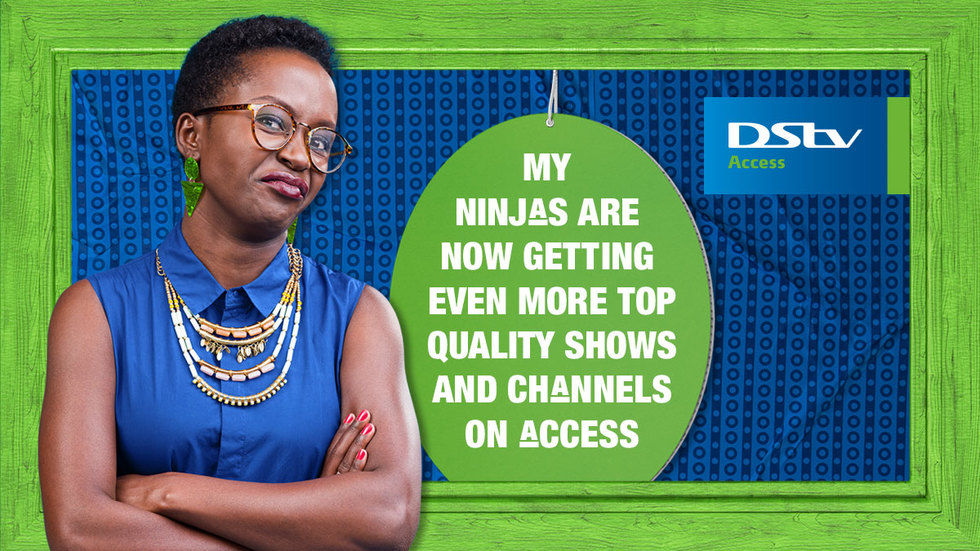 Get DStv Generic Access Anne Content