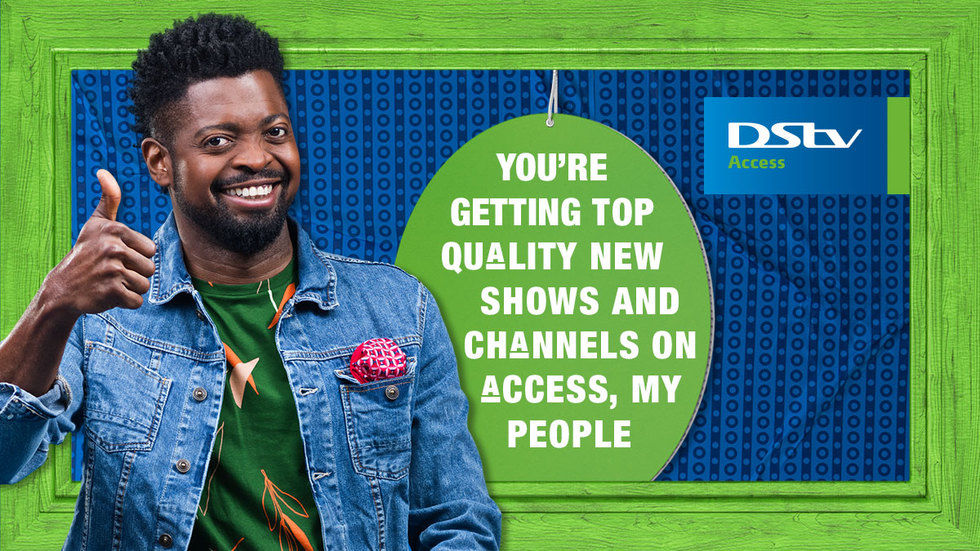Get DStv Nigeria Access Basketmouth Content