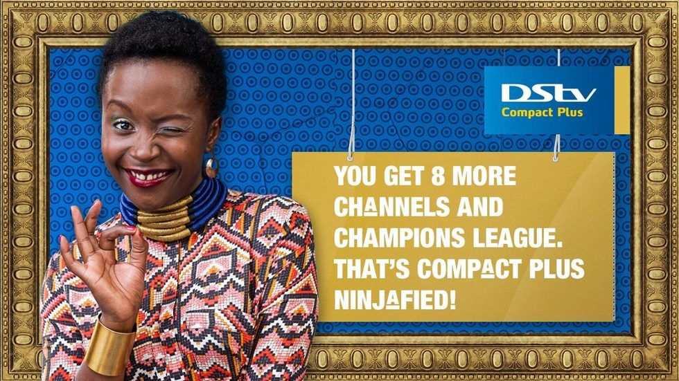 Get DStv Generic Compact Plus Anne Content
