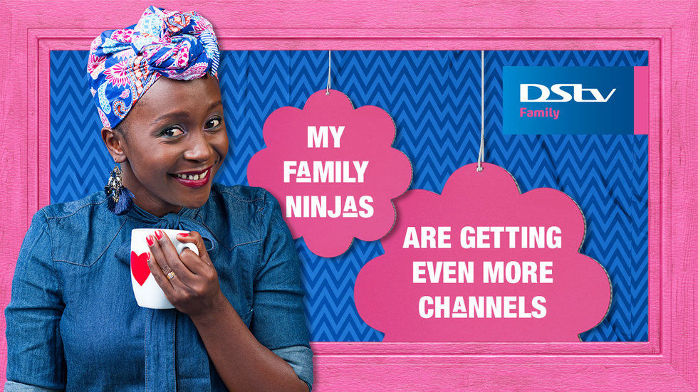 Get DStv Generic Family Anne Content