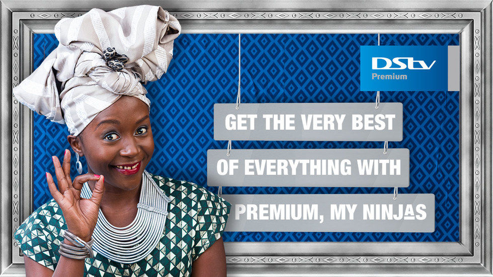 Get DStv Generic Premium Anne Content